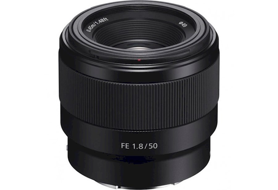 Rent a Sony 50 mm F1.8 E mount in Rotterdam from Xavier