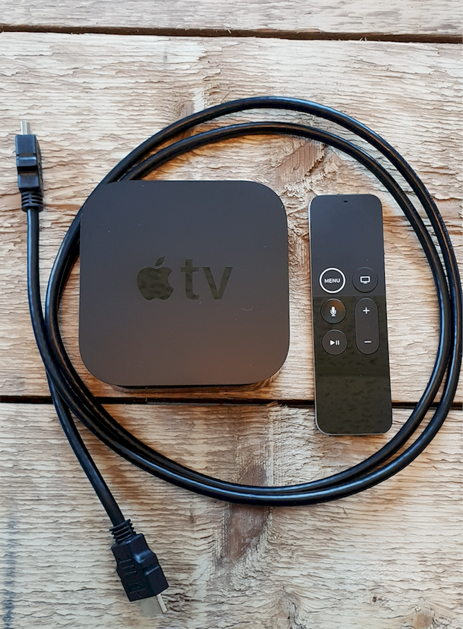 Rent Apple Tv box 4 from FILMKE.NL