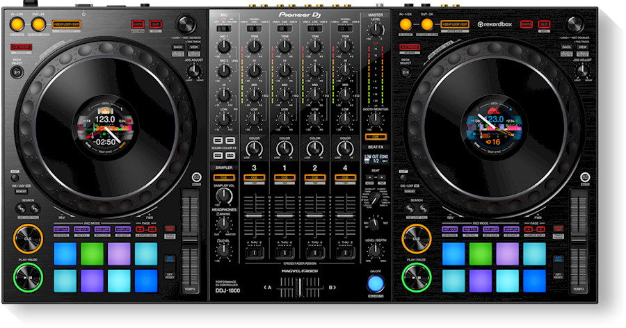 Rent DDJ 1000 DJ Controller... from Christian
