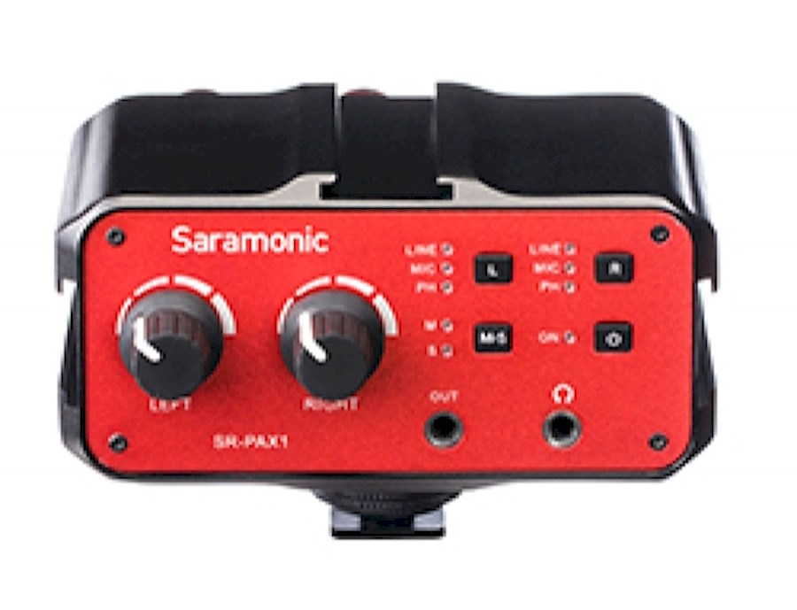 Rent Saramonic SR-PAX1 Univ... from Christian