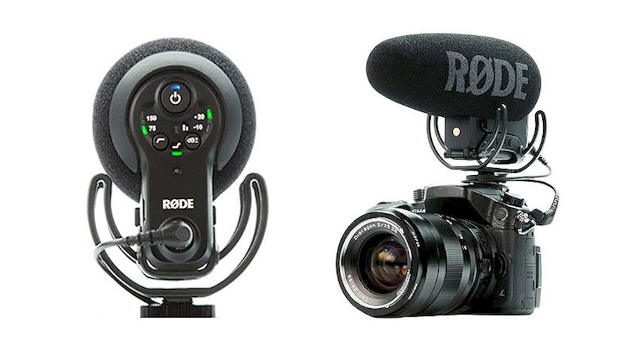 Huur Rode VideoMic PRO+ van Tom