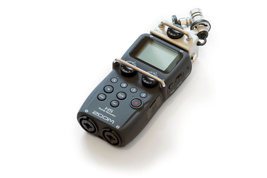 Rent Zoom H5 Handy Recorder from Tom