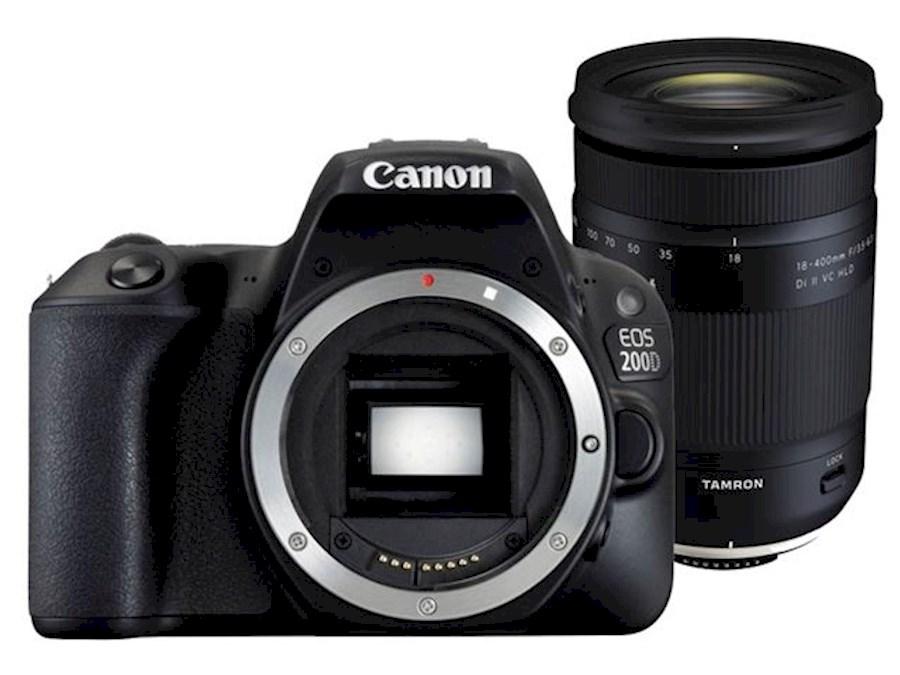 Huur Canon EOS 200D + 18-55... van Jasper