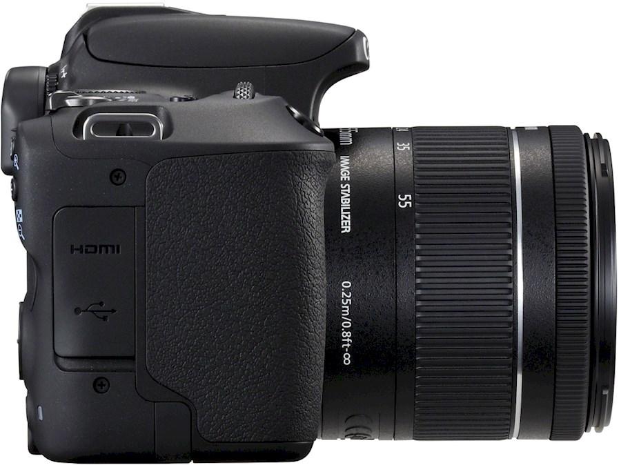 Rent a Canon EOS 200D + 18-55mm IS STM - Zwart in Barneveld from Jasper