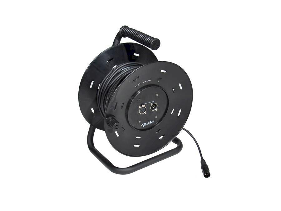 Huur Microfoon kabel 50m ha... van V.O.F. AUDIONERDS