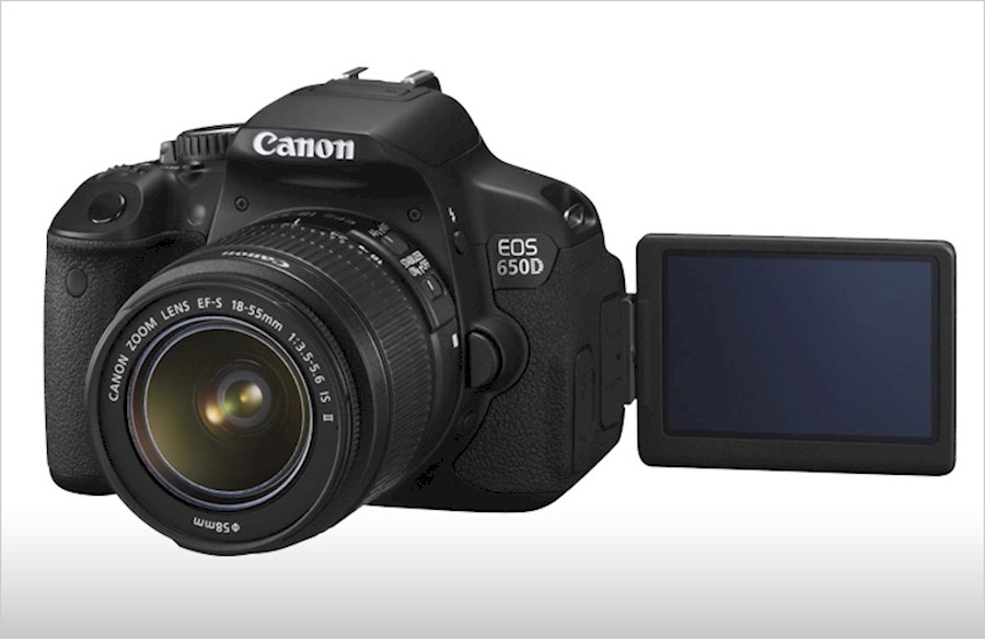 Rent a Canon EOS 600D  + Canon EF-S 18–55mm (Breda) in Oosterhout from David