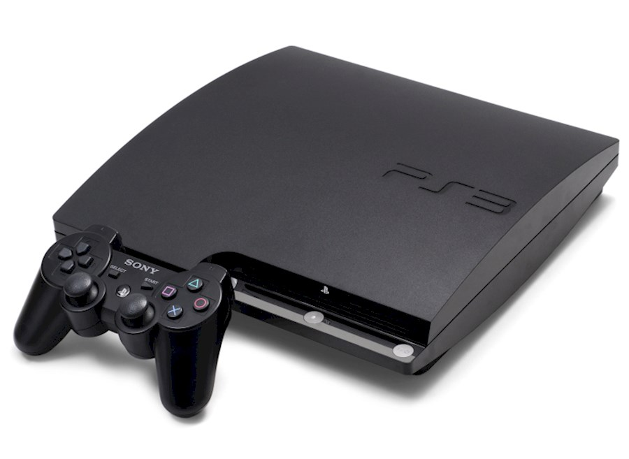 Rent Playstation 3 Slim (Br... from David
