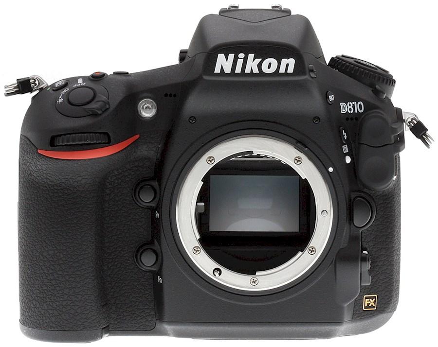 Rent Nikon D810 from Arnaud