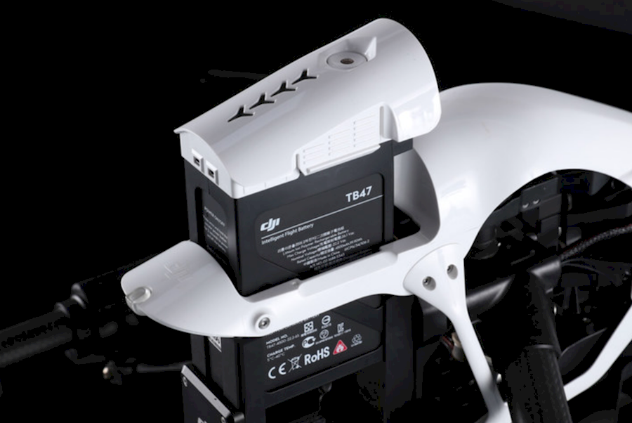 Rent Accu TB47 voor DJI Ins... from Jordy