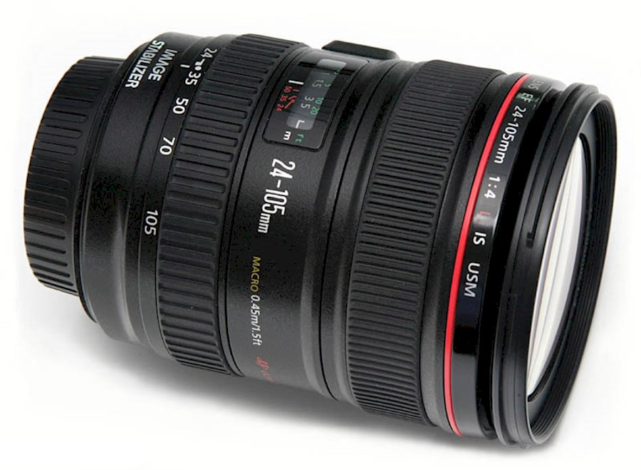 Rent Canon 24-105 F4 IS from Atze