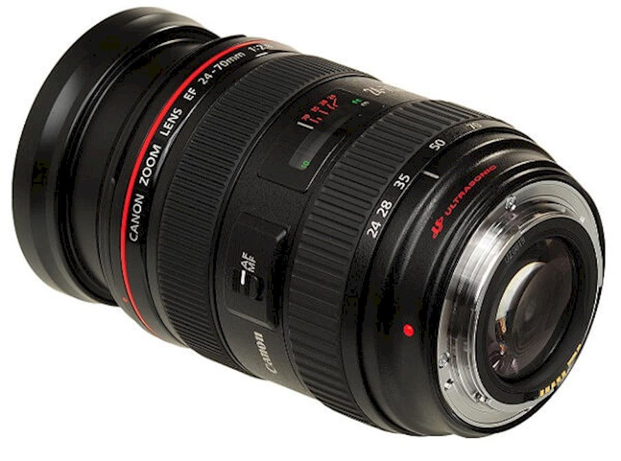 Rent a Canon EF f2.8 24-70mm L USM in Amsterdam from Naomi