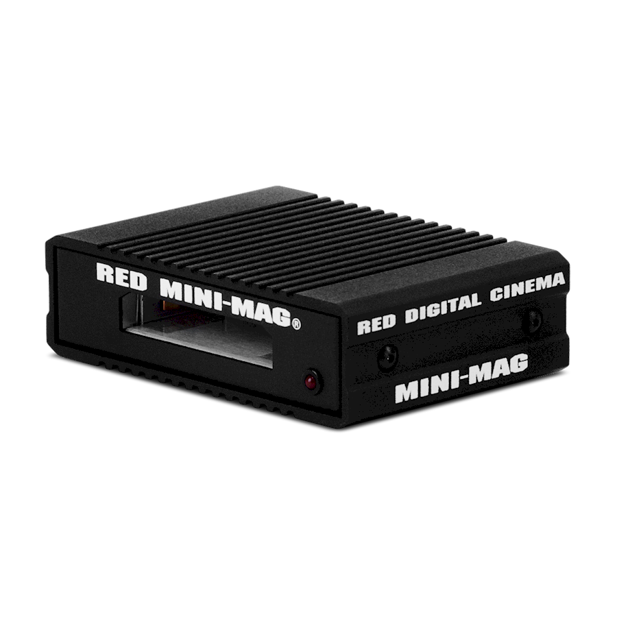 Rent a RED MINI-MAG READER USB 3.1 in Zwolle from Teun