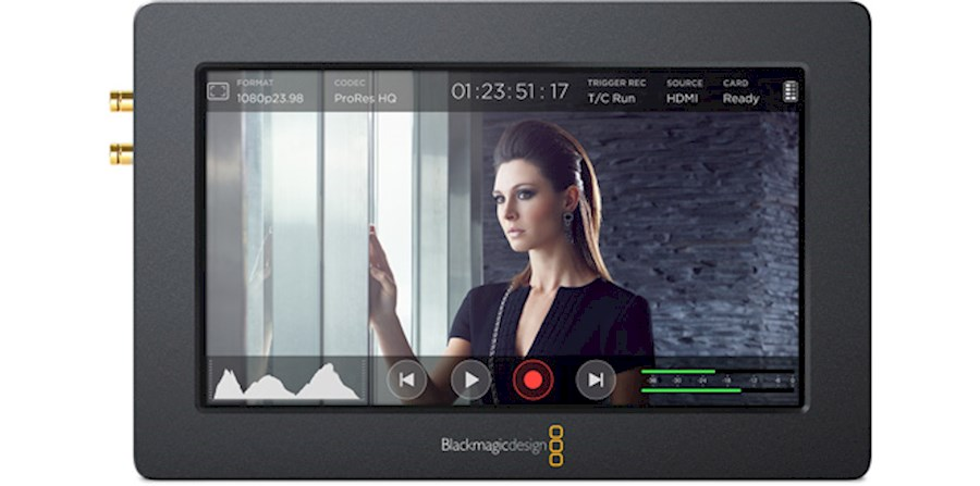 Rent a BLACKMAGIC VIDEO ASSIST in Zwolle from Teun