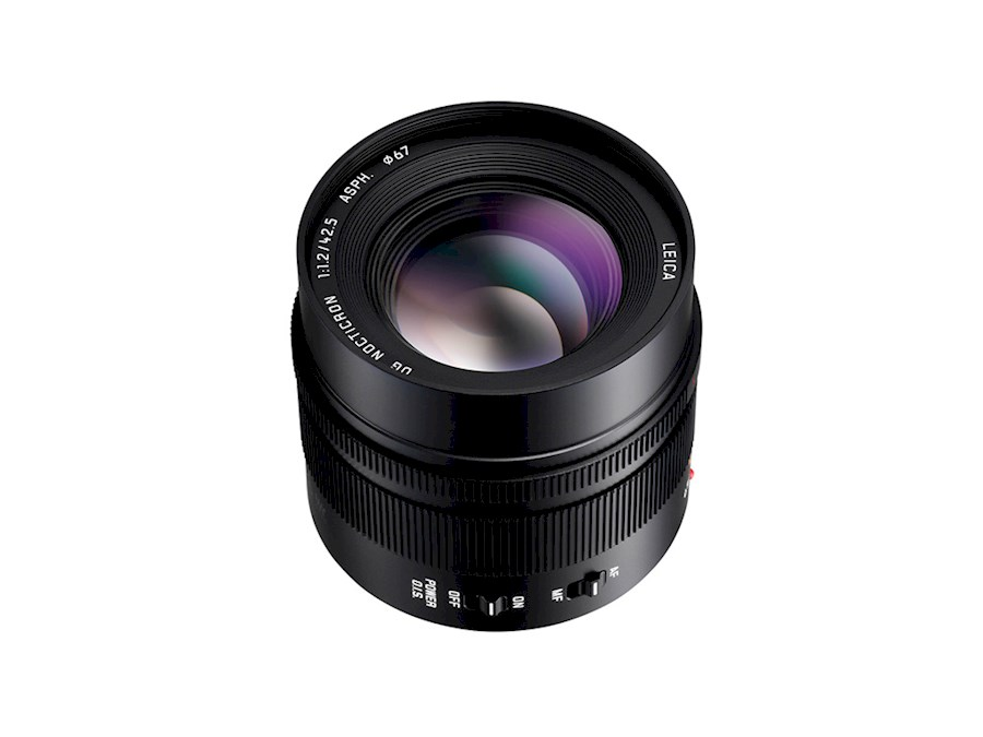 Rent a Panasonic Leica DG Nocticron 42.5mm f/1.2 ASPH. Power O.I.S. in Breda from EDUFILM