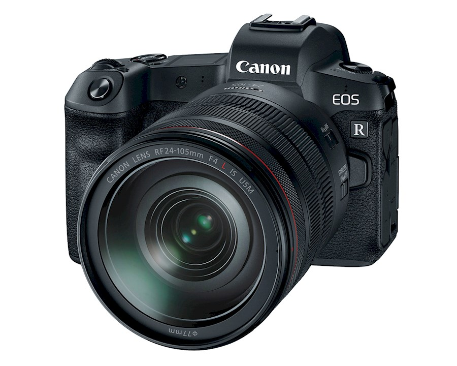 Rent a Canon EOS R body, EF converter + RF-24-105mm objectief in Rotterdam from CANON NEDERLAND N.V.