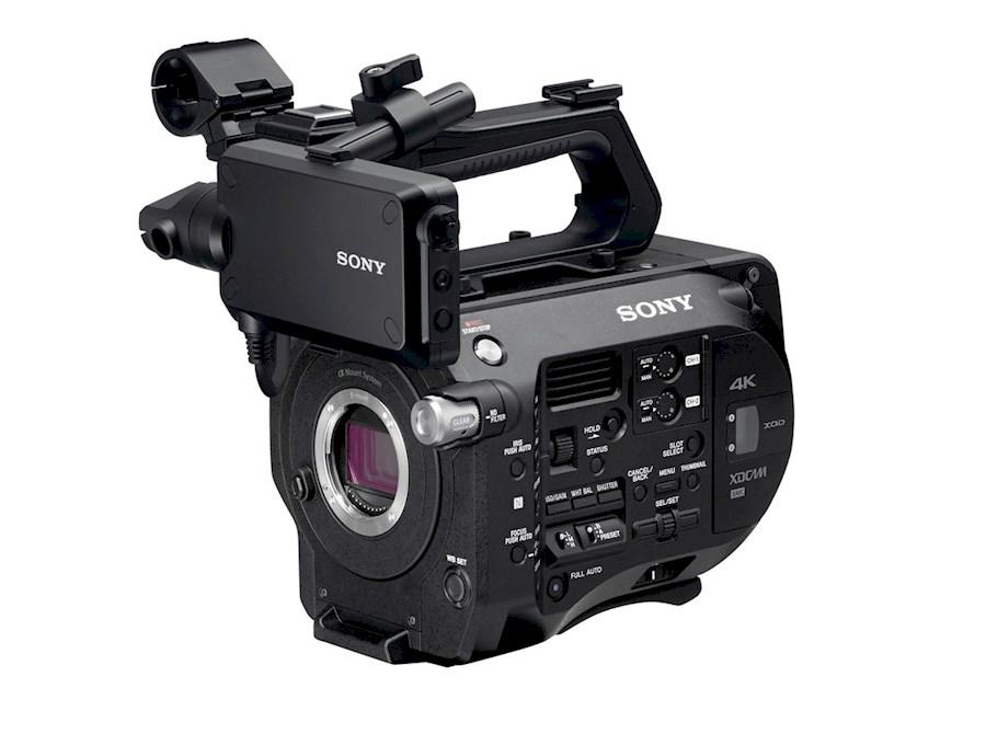 Rent a SONY PXW-FS7 4K VIDEOCAMERA in Heemskerk from ABOUT IMPACT