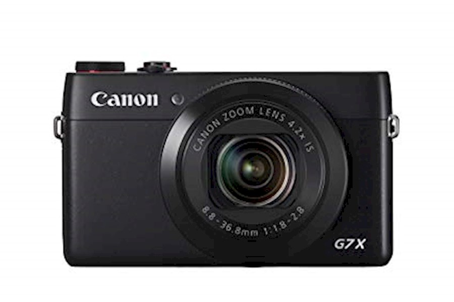 Rent a Canon Powershot G7X Mark I in Rotterdam from Pattany