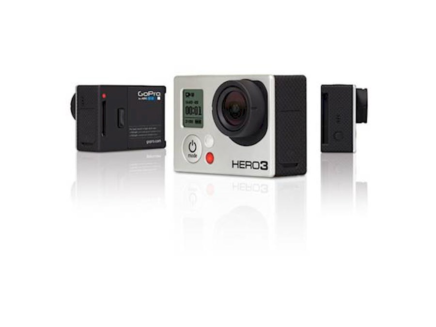 Rent a GoPro HD Hero3+ Black Edition in Paris from Thibault
