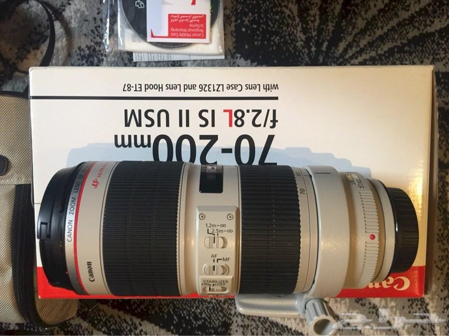 Huur Canon EF 70-200mm f/2.... van Christian