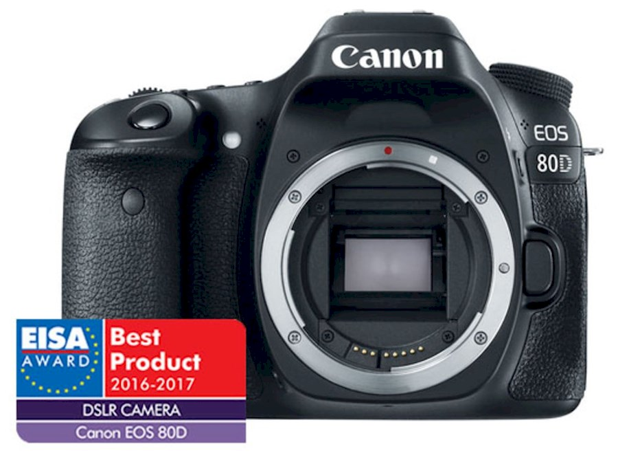Rent a Canon 80D Body in Enschede from TOMMIXX PRODUCTIONS
