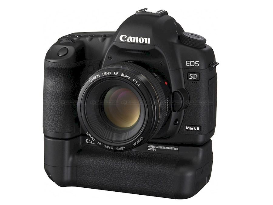 Huur een Canon 5D Mark II in Antibes van Sébastien