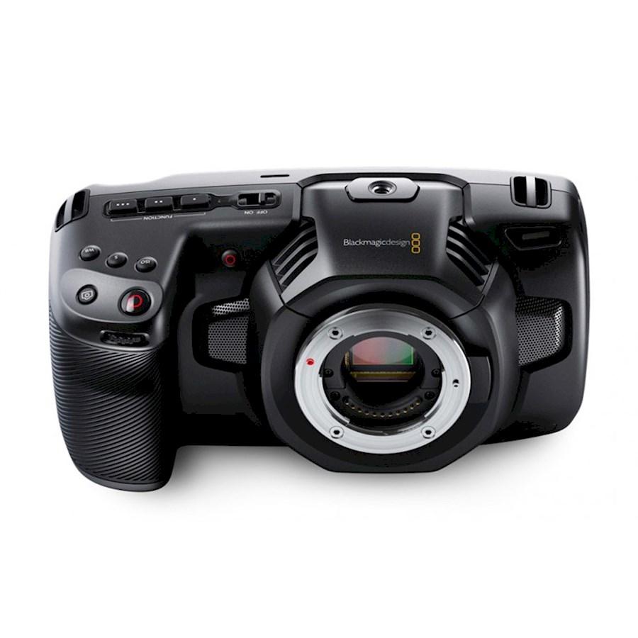 Rent a Pocket Cinema Camera 4K + EF speedbooster ultra in Drachten from Ron