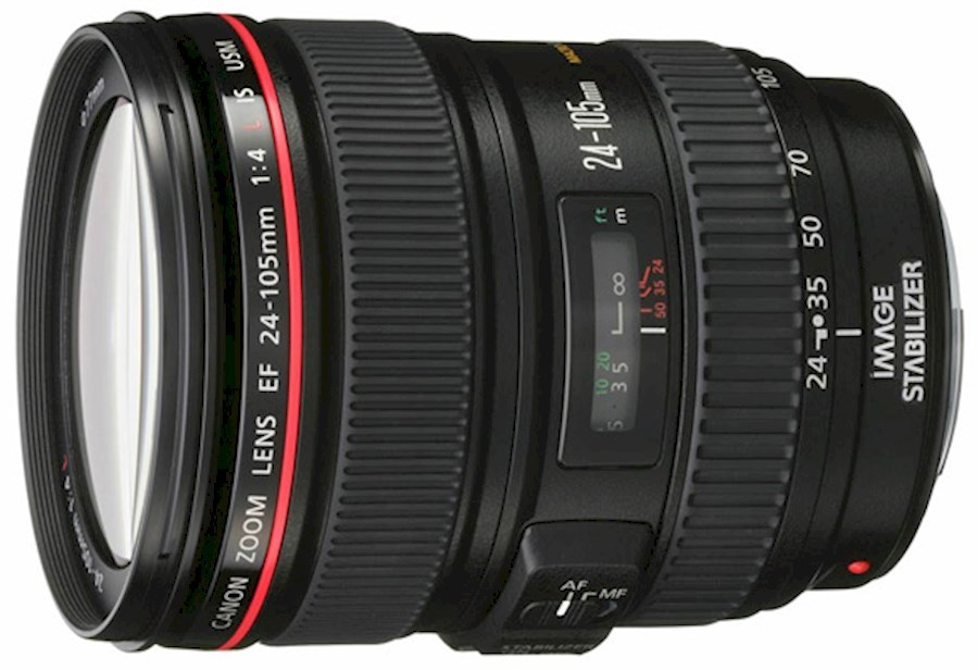Rent a Canon EF 24-105mm f/4.0L IS USM objectief in Noordwolde from Cheryl