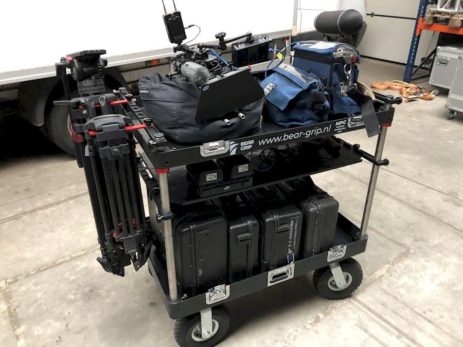 Rent a Productie kar voor Filmgear in Drachten from Ron