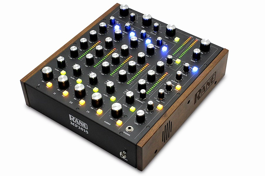 Rent a Rane MP 2015 Rotary Mixer in Amsterdam from Diogo