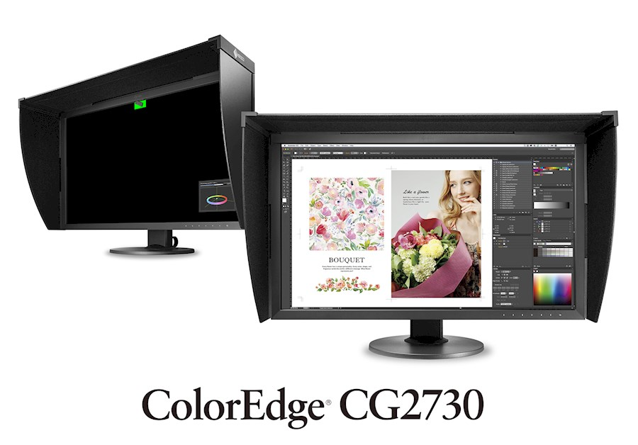 Rent EIZO ColorEdge CG2730 from EIZO EUROPE GMBH