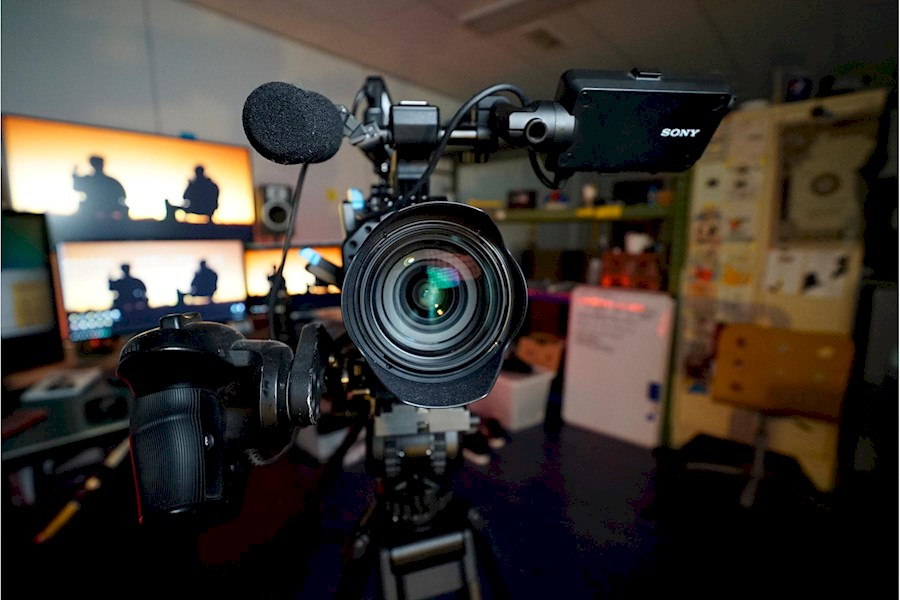 Rent a Sony Fs7 set in Amsterdam from Aps