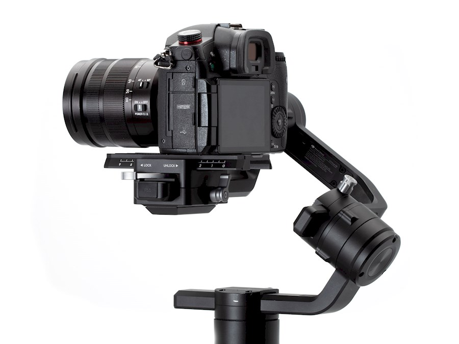 Rent DJI Ronin S from Jonne