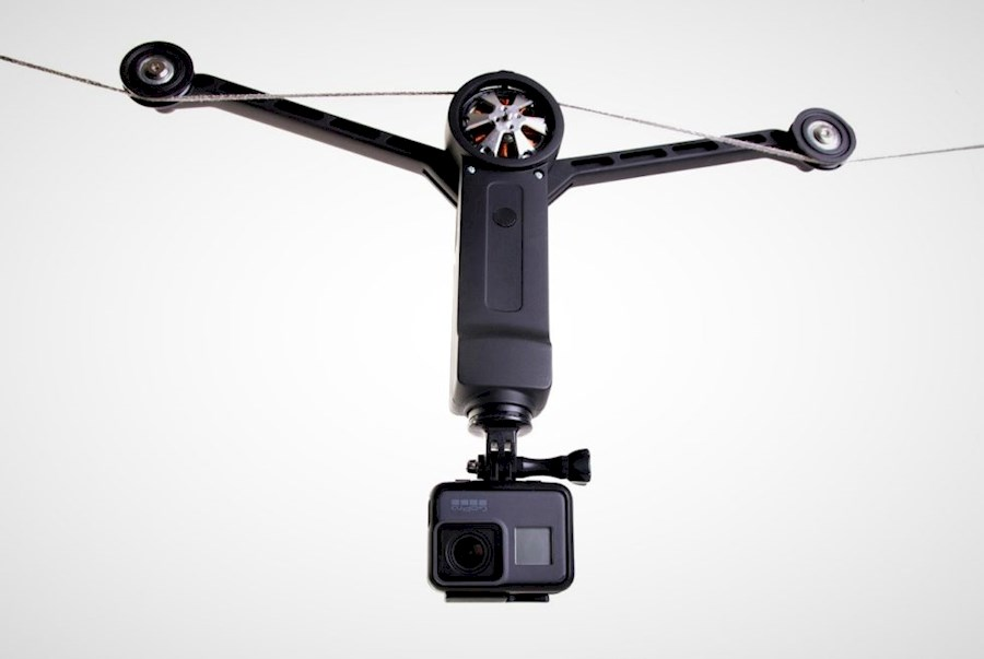 Rent Wiral lite cablecam from Frederickx, Daniel