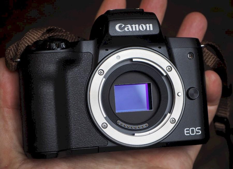 Huur een Canon EOS M50 in Amsterdam van PIP69