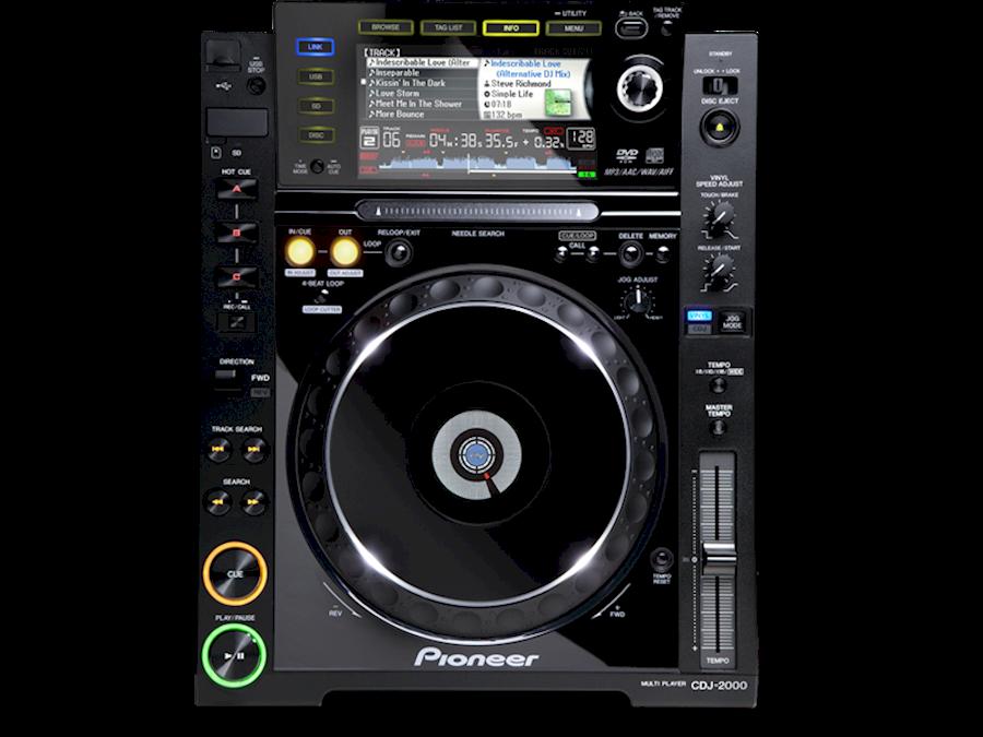 Rent CDJ2000 from Alex