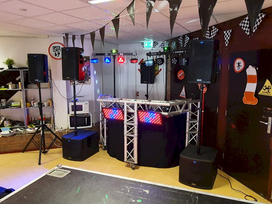 Rent Feest speakers en verl... from Nick