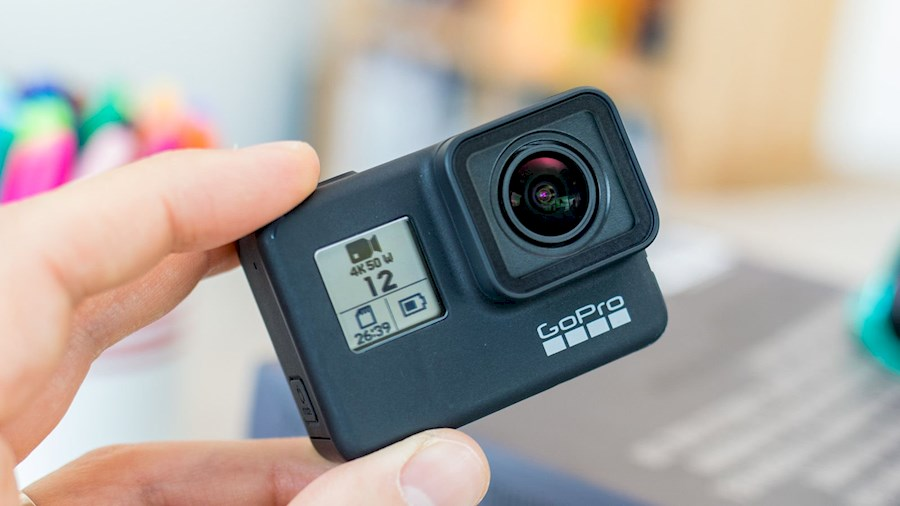 Rent a GoPro HERO 7 Black in Woerden from Paul