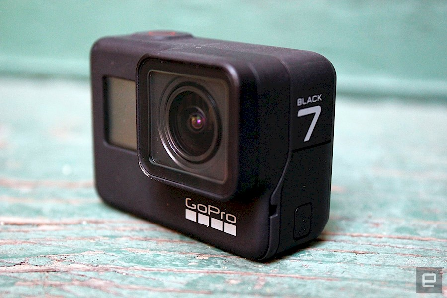 Rent a GoPro HERO 7 Black in Woerden
