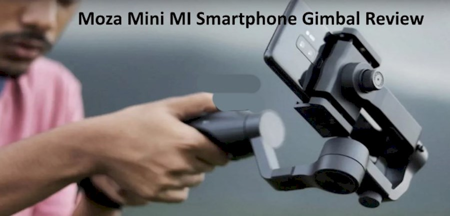 Rent a Moza Mini-MI Smartphone gimble in Arnhem from Zakaria
