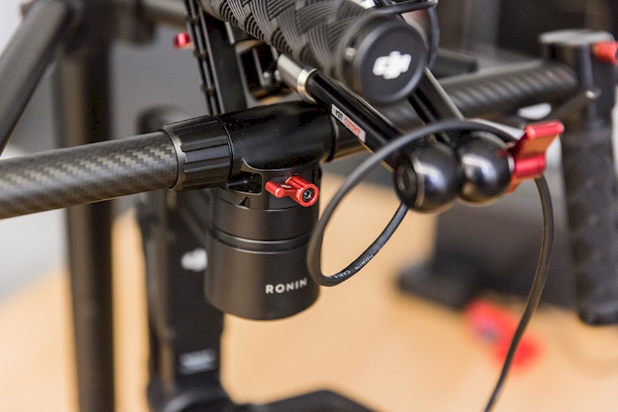 Rent a DJI Ronin M in Duiven from Corné