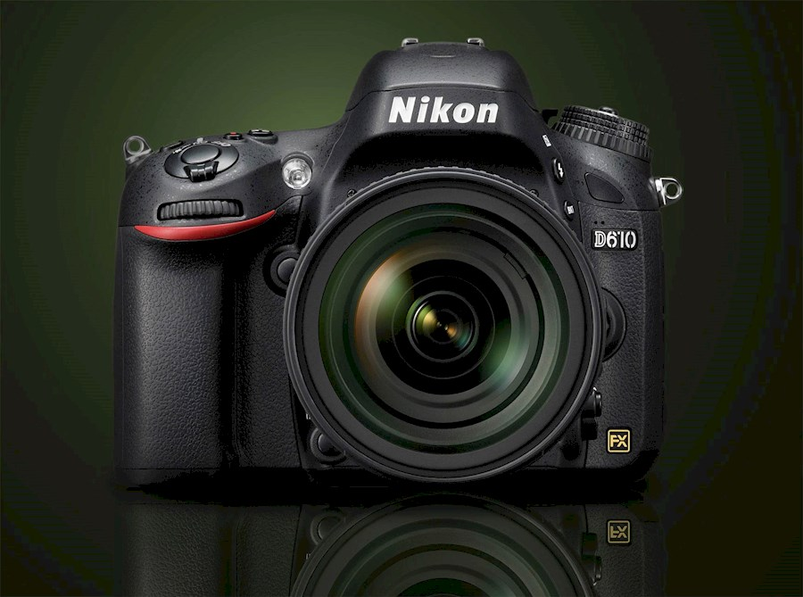 Rent a Nikon D610 in Sixt-sur-Aff from Yann