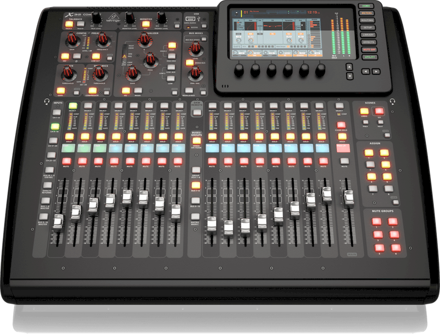 Rent Behringer X32 Compact ... from VOF Of My Life
