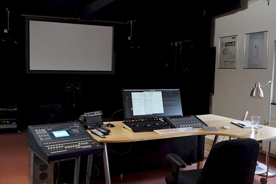 Huur Debun Studio, Davinci ... van Nico