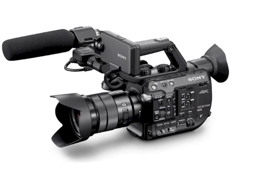 Rent a Sony PXW FS5 in Rotterdam from BONTE KOE PRODUKTIES