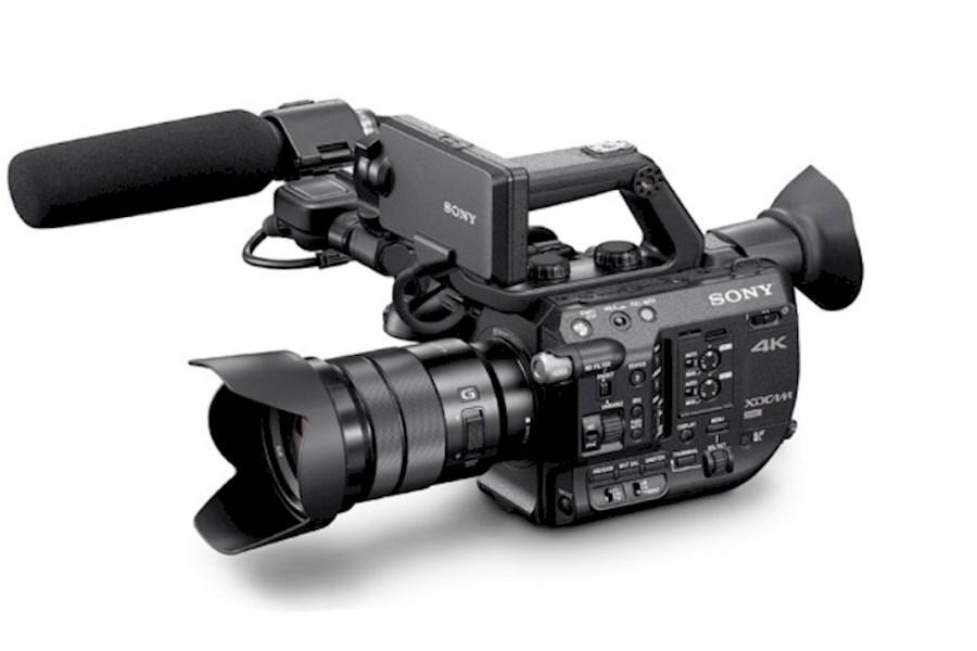 Rent Sony PXW FS5 from BONTEKOE MEDIA