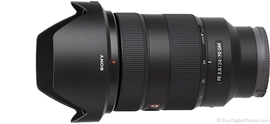 Rent a Sony 24-70 2.8 GM lens in Deventer from P D LAMMERS