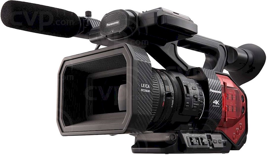 Rent a Panasonic AG-DVX200 Fixed lens 4K Camcorder with 4/3 sensor in Ukkel from SPRL YELLOW SCREEN PRODUCTION