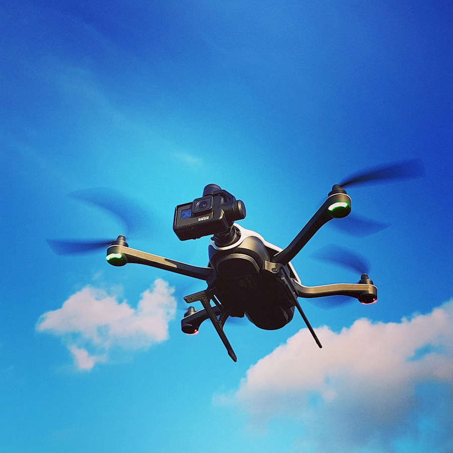 Rent Gopro Karma Drone met ... from TD PRODUCTIONS