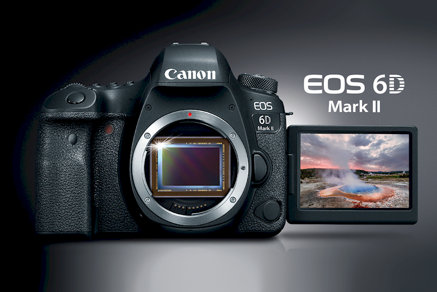 Rent a Canon EOS 6D Mark II in Goor from Renna