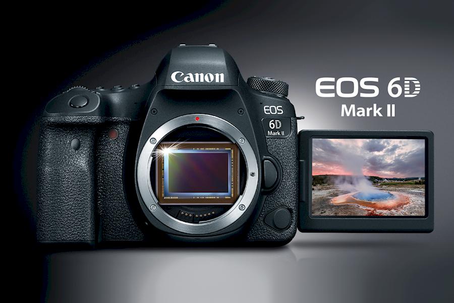 Huur Canon EOS 6D Mark II van Renna